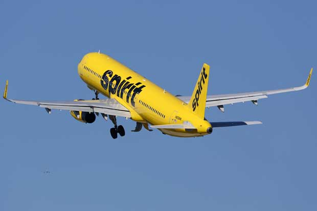 Spirit Airlines abrió oficina comercial en Costa Rica