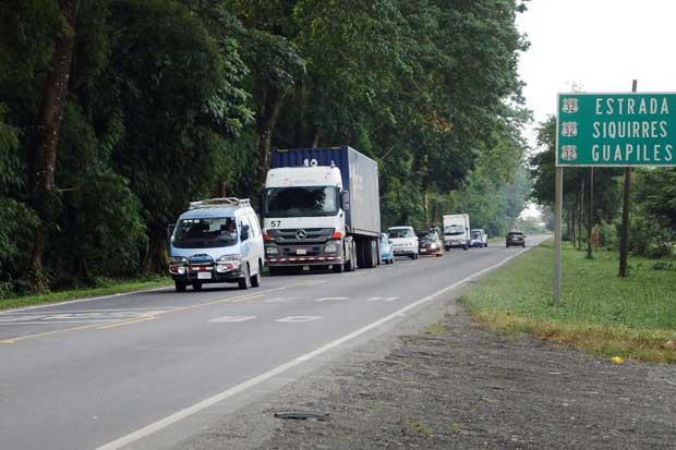 Ampliación de ruta 32 tendrá diseño definitivo este mes