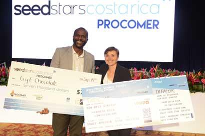 Seedstars Costa Rica eligió a sus ganadores