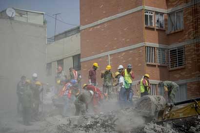 Ticos podrán donar dinero para ayudar a mexicanos afectador por terremoto