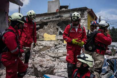 Cicomex recauda ayudas para mexicanos afectados por terremoto