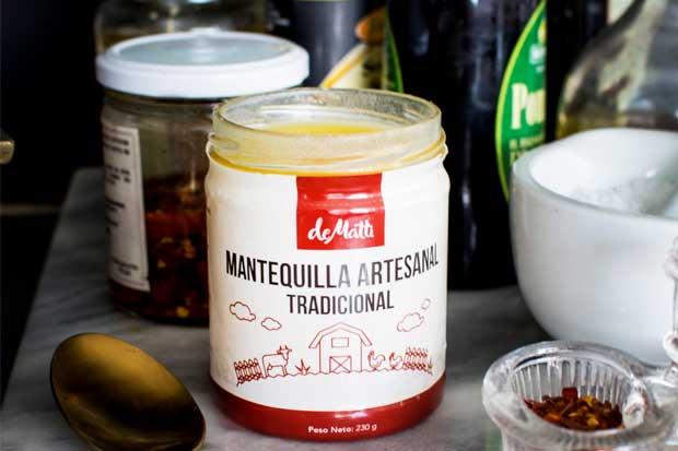 Pyme lanzará línea de mantequilla artesanal
