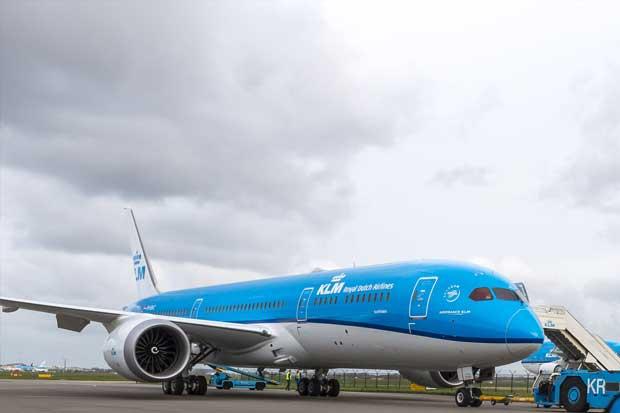 KLM traerá al país el avión más moderno de su flota