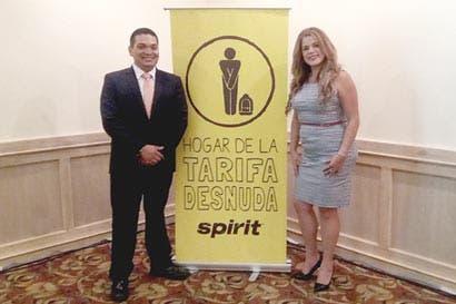 Spirit abrió oficina comercial en Costa Rica