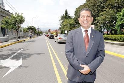 Buses recorren de Tibás a Santo Domingo en cinco minutos