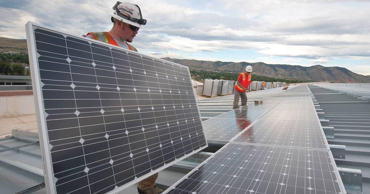 Aranceles de EE.UU. a paneles solares podrían depender de los TLC
