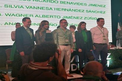 Carlos Ricardo Benavides encabeza papeleta por San José del PLN
