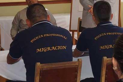 Interesados pueden reclutarse para puestos en Migración