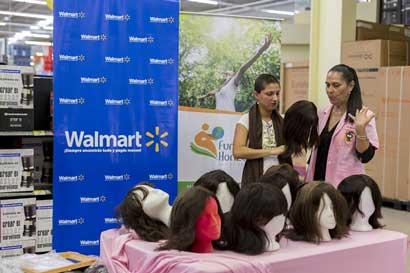 Campaña de donación de cabello iniciará esta semana en Walmart
