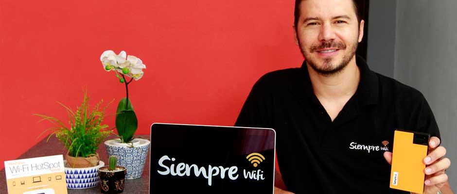 Ticos podrán conectarse a Internet en más de 100 países