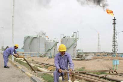 Tensión en región kurda impulsa precio del petróleo