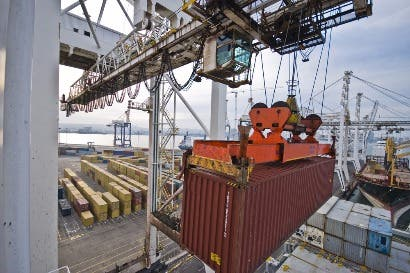 Exportaciones acumuladas a agosto alcanzaron los $7,2 mil millones