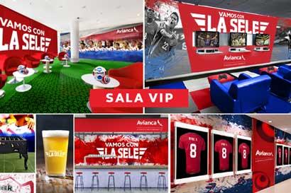 Avianca seleccionará a 15 ganadores para partido de La Sele