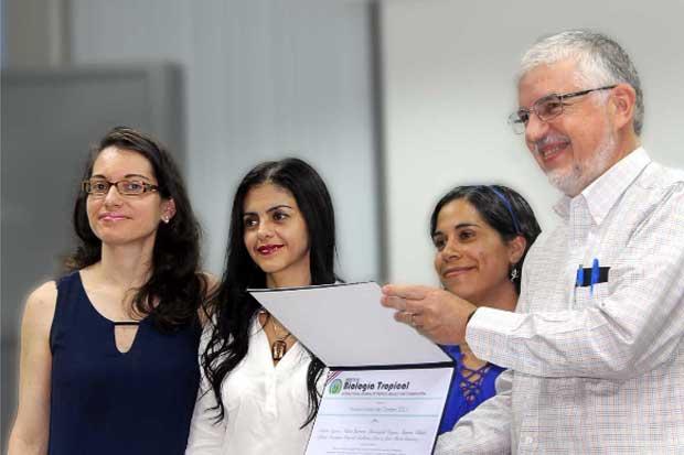 Instituto Clodomiro Picado gana premio al mejor trabajo biomédico