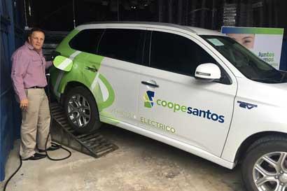 Zona de Los Santos tendrá sus primeras electrolineras