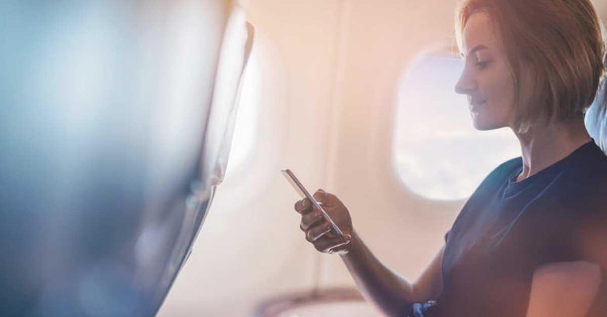 Wifi a bordo para que los pasajeros valgan $4 más por viaje