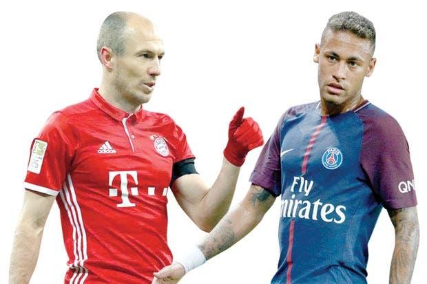 Sparring del PSG acaba frente al Bayern Múnich