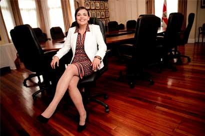 """Marcela Guerrero: """"Junta directiva del BCR carecía de credibilidad"""""""