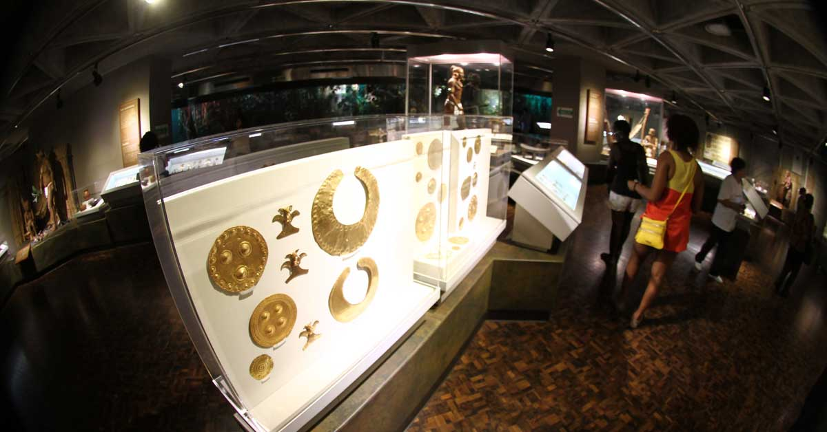 Solo el 18% de los ticos visitan museos