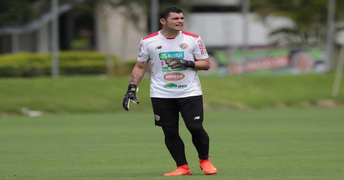 Danny Carvajal renuncia a convocatorias de la Sele