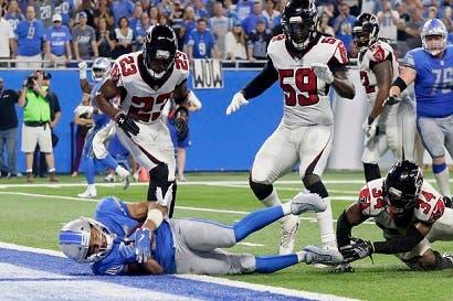 Infartos y sorpresas en semana tres de la NFL