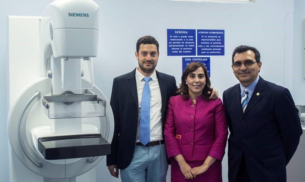 Más de 21 mil mujeres se beneficiarán con mamógrafo en clínica de Tibás