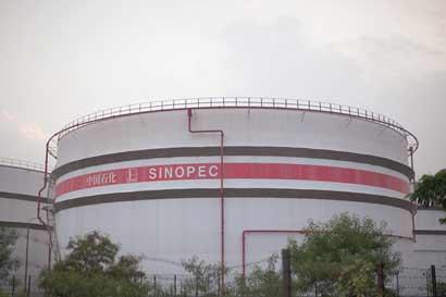 Asia acoge las importaciones de petróleo estadounidense