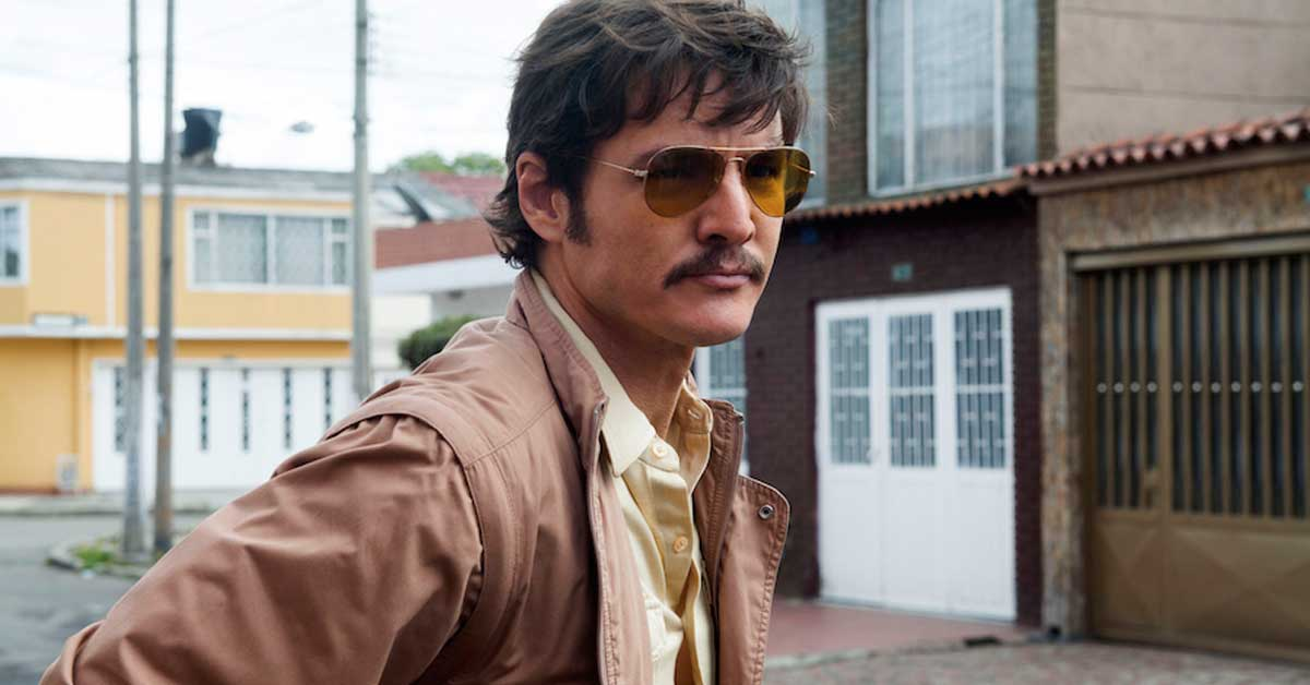 "Pedro Pascal exige seguridad para seguir filmando ""Narcos"""