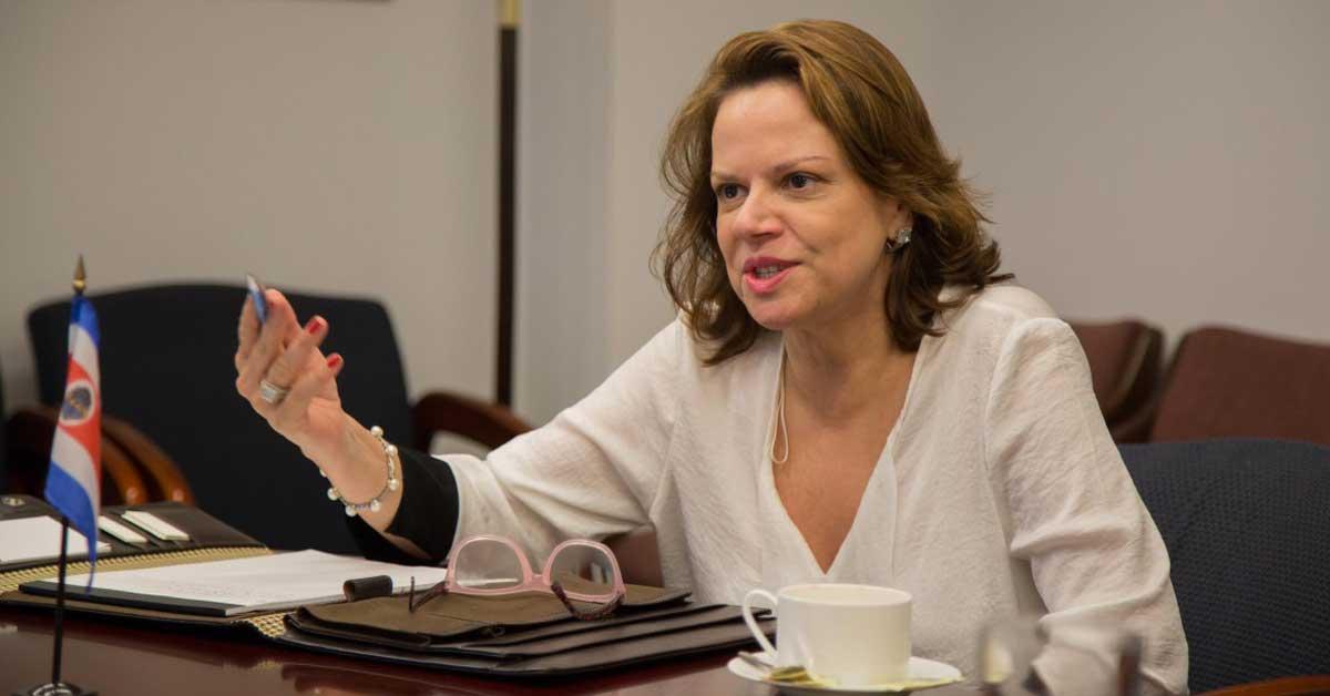 Vicepresidenta es descartada para cargo en la ONU
