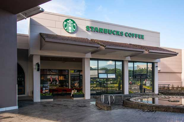 Starbucks abrió local en Heredia