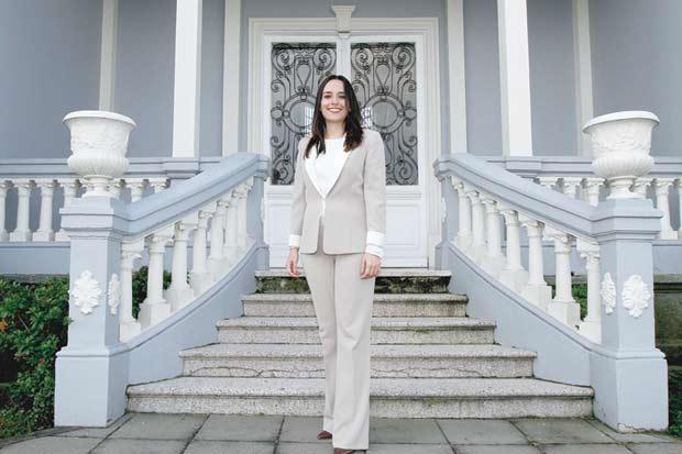 "Natalia Díaz:  ""No estaré en campaña para no involucrarme en caso del cemento"""