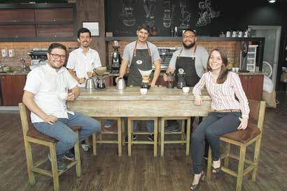 Aprenda los secretos del café en el corazón de San José