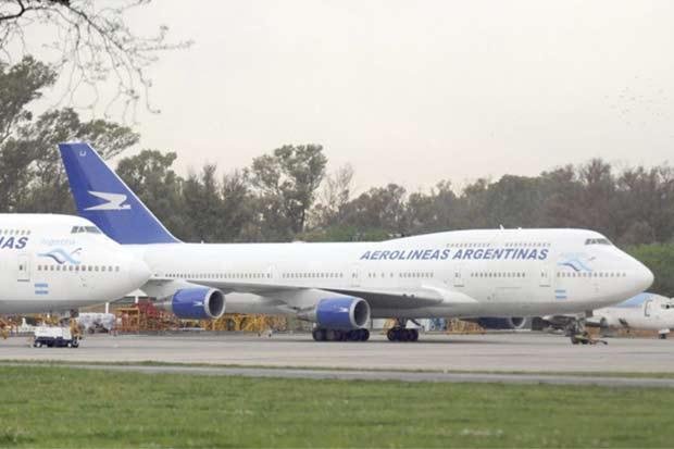 Aerolíneas Argentinas probará al mercado en renovación de flota