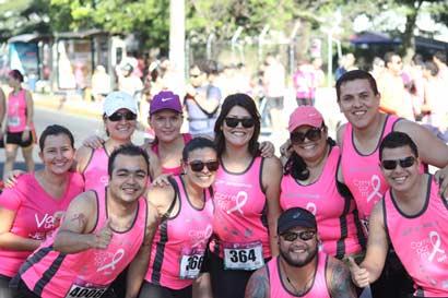 ¡Octubre pintará las calles de rosa!