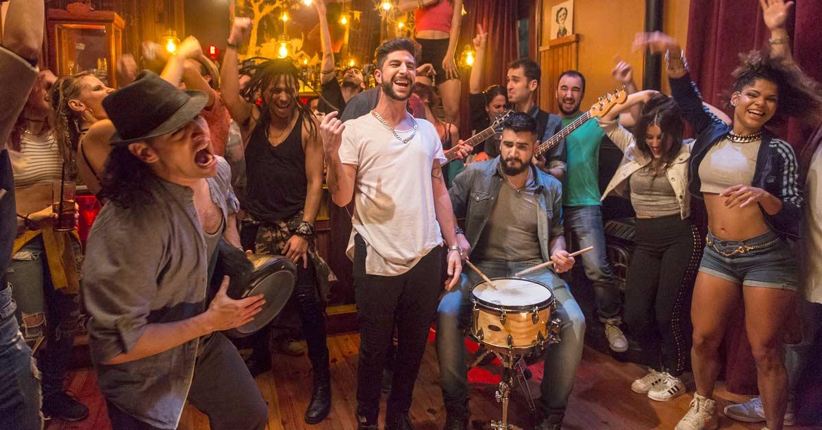 Maxi Pardo presentó su nuevo sencillo