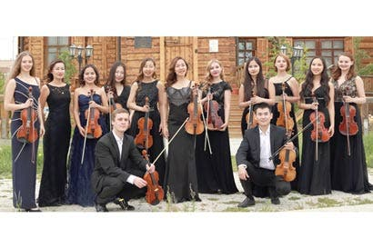 Virtuosa orquesta de Rusia ofrecerá concierto en el país