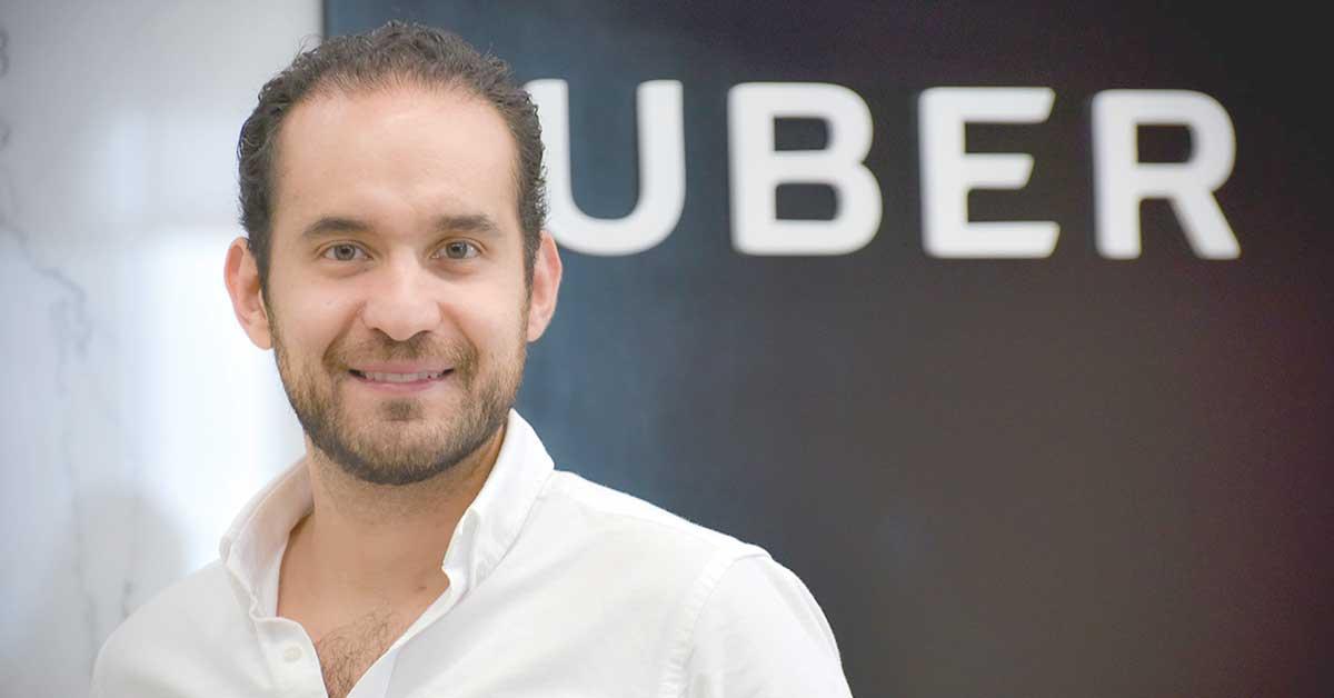 Ticos son los que más usan Uber en Latinoamérica
