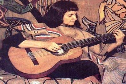 Artistas nacionales preparan homenaje a Violeta Parra