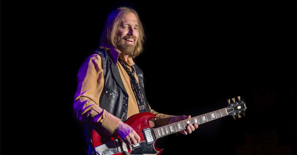 Muere roquero Tom Petty a los 66 años