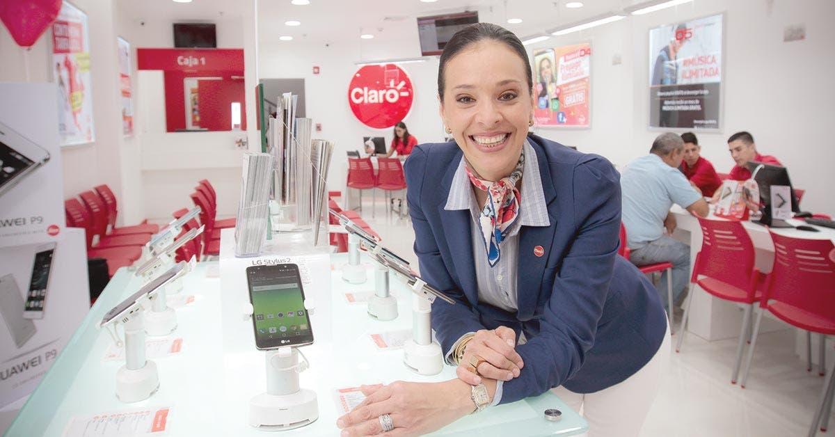 Clientes de Claro volarán en Internet móvil
