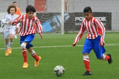 Atlético de Madrid pone sus ojos en talento costarricense