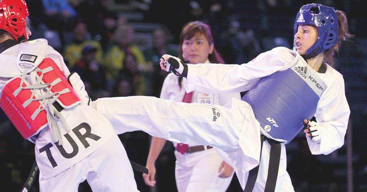 Taekwondista tica defenderá el número uno del mundo en Las Vegas