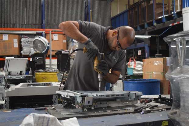 Costa Rica procesa 300 mil kilos de residuos electrónicos al año