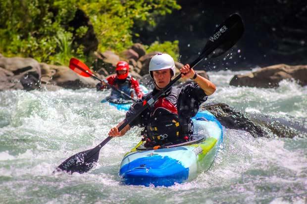 Costa Rica será sede del Panamericano de Kayak más grande de la historia