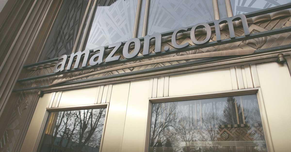 Amazon se enfrenta a alta factura tributaria en la Unión Europea