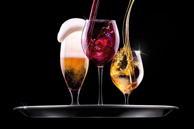 Importación de vino, cerveza y whisky supera los $25 millones
