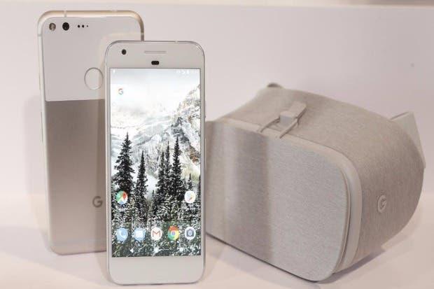 Google presentó la segunda generación de sus celulares Pixel