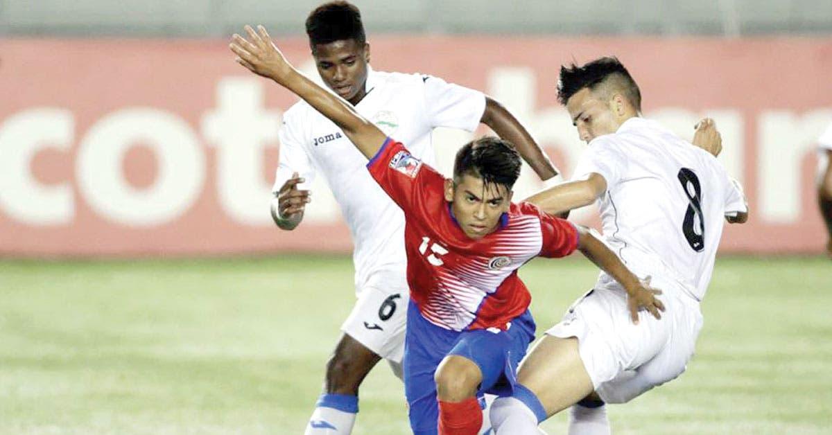 Sele Sub-17 debutará ante Alemania en Mundial de Fútbol