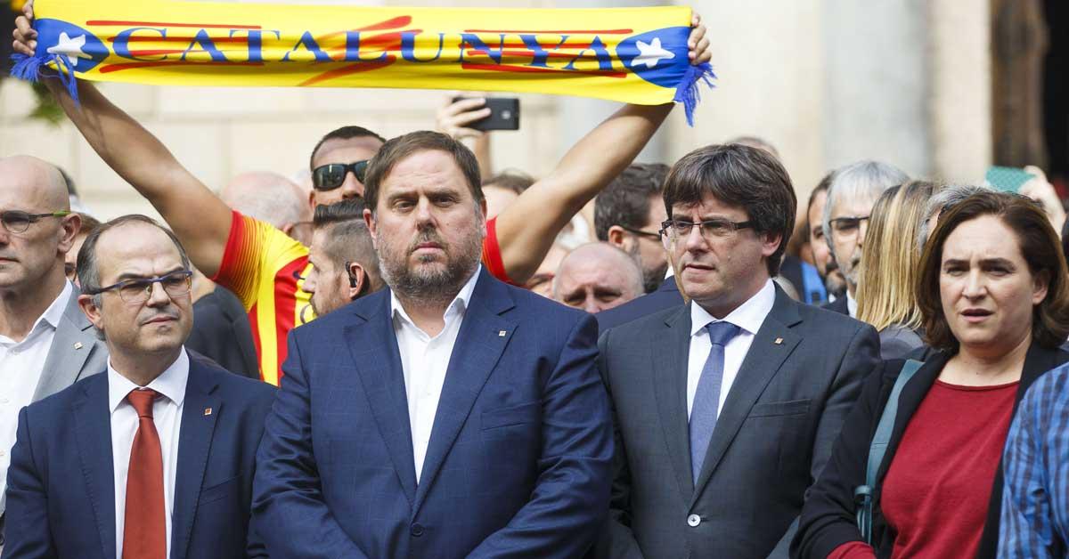 Cataluña declararía su independencia el lunes