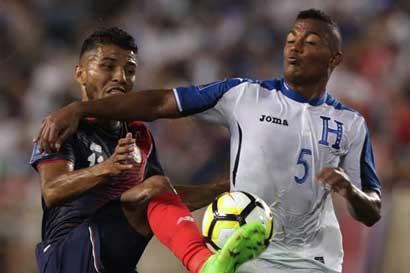 Partido de La Sele contra Honduras se mantiene